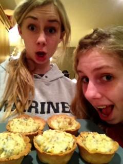 Elsa & Elise - tasting